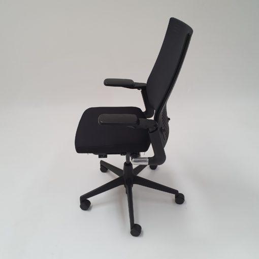 Bureaustoel Comforto gebruikt #8432 Infra kantoormeubilair